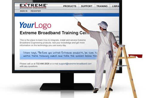Extreme Broadband | Online Cable Installation Training